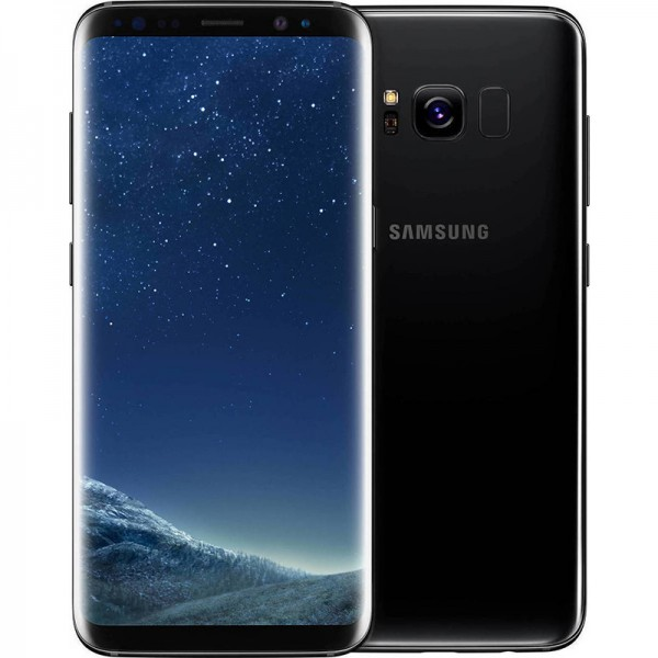 Samsung Galaxy S8+ G955F 64GB Midnight Black EU