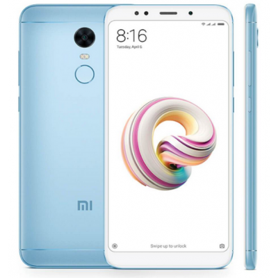 Xiaomi Redmi 5 Plus (4GB/64GB) Dual Sim (Ελληνικό menu-Global Version) Blue EU