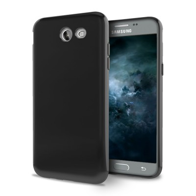 Case TPU Black για Samsung Galaxy J3 (2016)