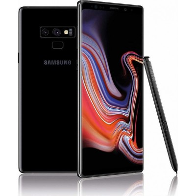 Samsung Galaxy Note 9 N960F (2018) Dual Sim  6GB/128GB Black Εκθεσιακό