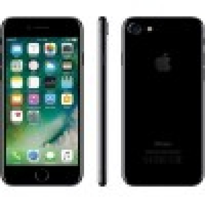 Apple iPhone 7 32GB Jet Black Εκθεσιακό EU