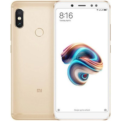 Xiaomi Redmi Note 5 (4GB/64GB) Dual Sim (Ελληνικό menu-Global Version) Gold EU