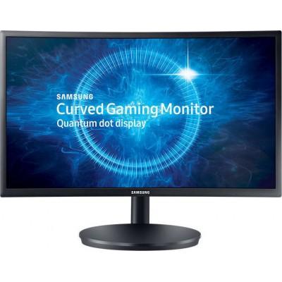 """Samsung  C24FG70FQU 24"""" Curved Gaming Monitor FreeSync"""