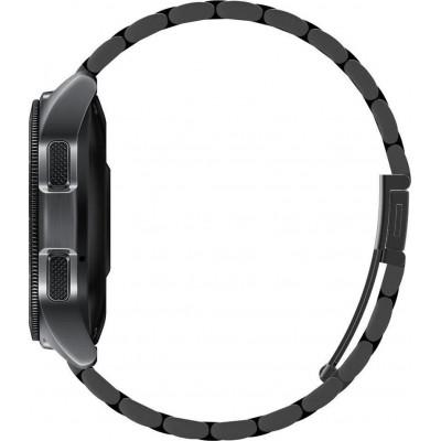 Spigen Modern Fit Λουράκι Μεταλλικό Μαύρο (Galaxy Watch 42mm)