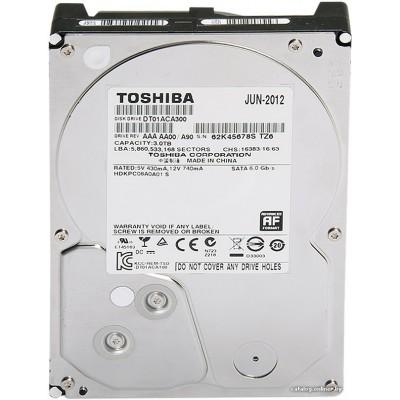 Toshiba DT01ACA300 3TB