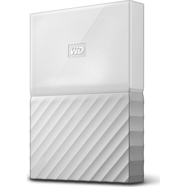 Western Digital My Passport 1TB White HDD USB 3.0