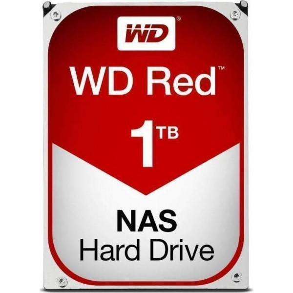 Western Digital Red HDD NAS 1TB (WD10EFRX)