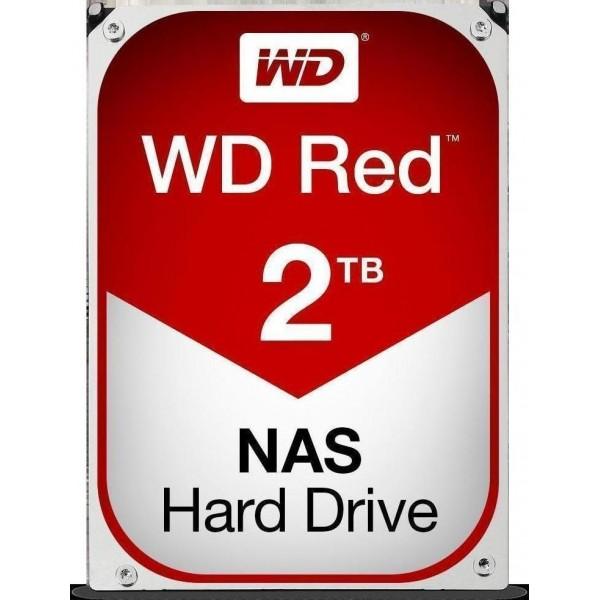 Western Digital Red HDD 2TB NAS (WD20EFRX)