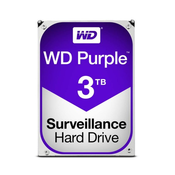 Western Digital Purple HDD 3TB (WD30PURZ)