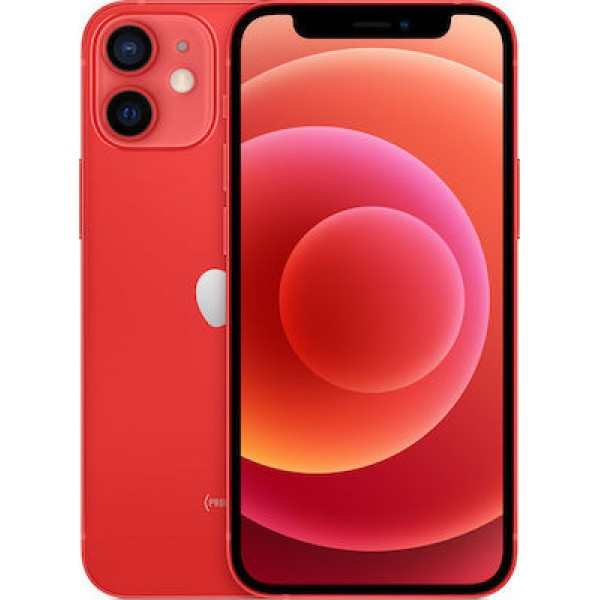 Apple iPhone 12 Mini (64GB) Product Red