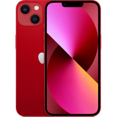 Apple iPhone 13 (128GB) Product Red EU