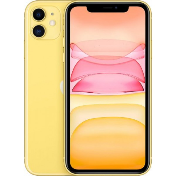 Apple iPhone 11 (4GB/64GB) Yellow EU