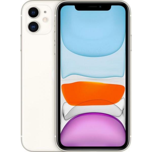 Apple iPhone 11 (4GB/128GB) White EU