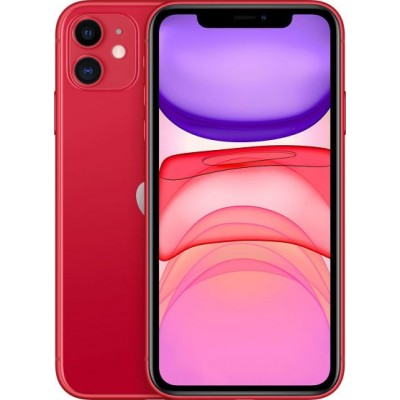 Apple iPhone 11 (4GB/64GB) Red Open Box