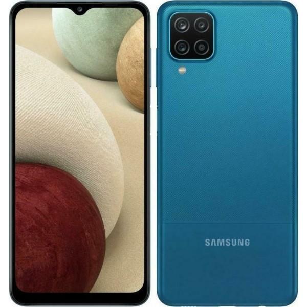 Samsung Galaxy A12 (64GB) Blue GR
