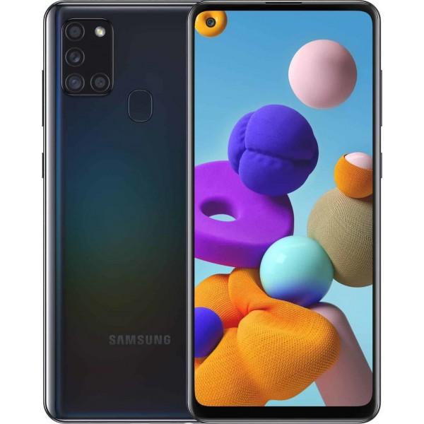 Samsung Galaxy A21s (128GB/4GB) Black EU