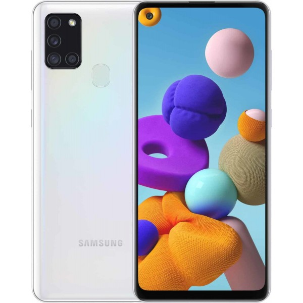 Samsung Galaxy A21s (32GB/3GB) White EU