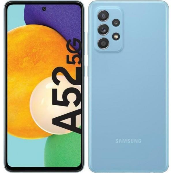 Samsung Galaxy A52 5G (128GB) Awesome Blue