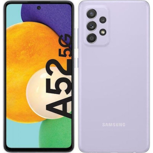 Samsung Galaxy A52 5G (128GB) Awesome Violet