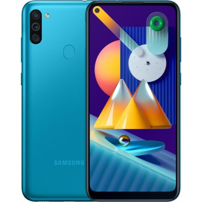 Samsung Galaxy M11 (32GB) Metallic Blue