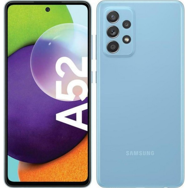 Samsung Galaxy A52 4G (128GB) Awesome Blue