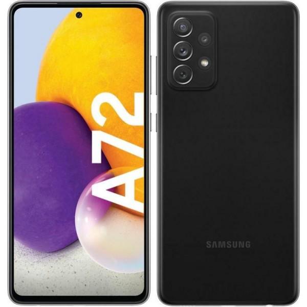 Samsung Galaxy A72 4G (128GB) Awesome Black GR