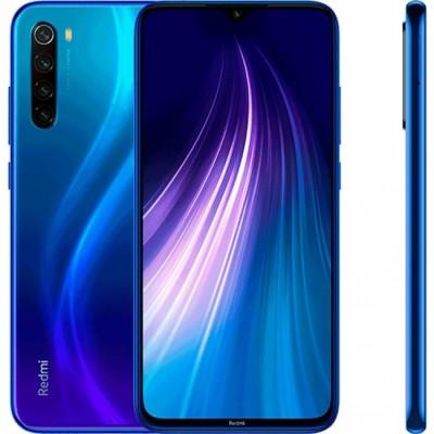 Xiaomi Redmi Note 8 (3GB/32GB) Dual Sim Neptune Blue EU