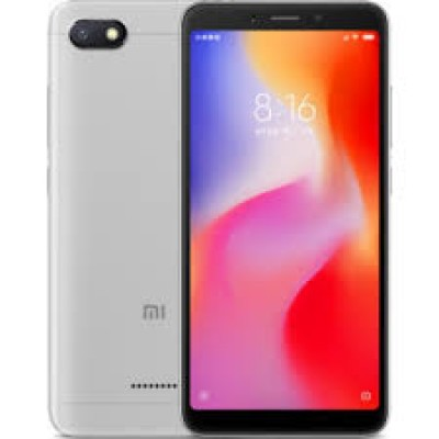 Xiaomi Redmi 6A (Snapdragon) 16GB Dual SIM (Ελληνικό menu-Global Version) Dark Grey EU