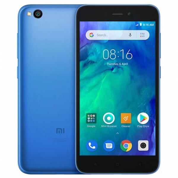 Xiaomi Redmi Go (1GB/8GB) Dual Sim (Ελληνικό menu-Global Version) Blue EU