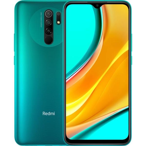Xiaomi Redmi 9 (32GB/3GB) Ocean Green EU