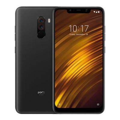 Xiaomi Pocophone F1 (6GB/64GB) Dual Sim (Ελληνικό menu-Global Version) Black EU