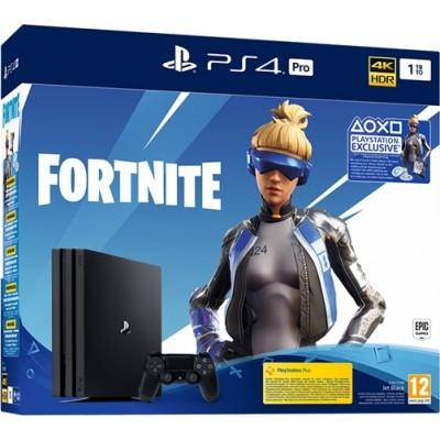 Sony PlayStation 4 Pro 1TB & Fortnite Neo Versa