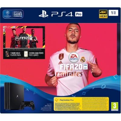 Sony PlayStation 4 Pro 1TB & FIFA 20