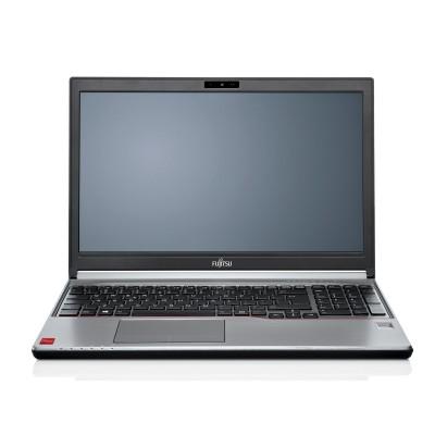 Fujitsu LifeBook 15.6'' E754 i5 2.6Ghz/8GB/240GB SSD Black Εκθεσιακό