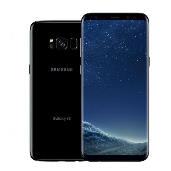 Samsung Galaxy S8 G950F 64GB Midnight Black EU