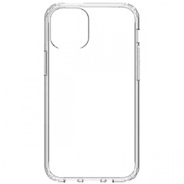 Premium Silicone Case Clear Iphone 12 Pro Max