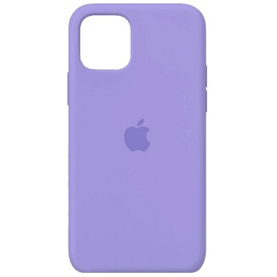 Premium Silicone Case Lilac iPhone 11