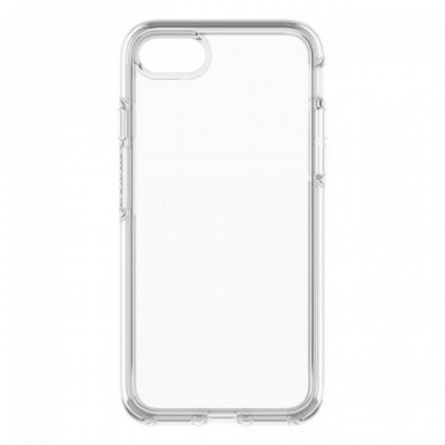Premium Silicone Case Clear Iphone 6s