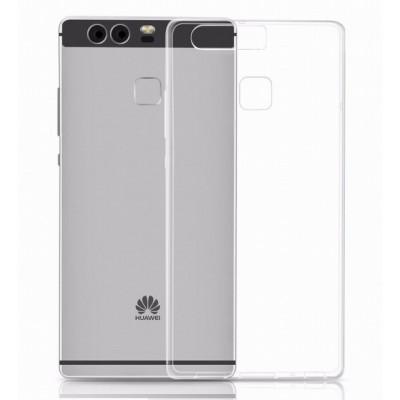 Case TPU Black για Huawei P9