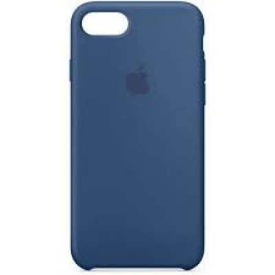 Premium Silicone Case Blue Coral  iPhone X/XS