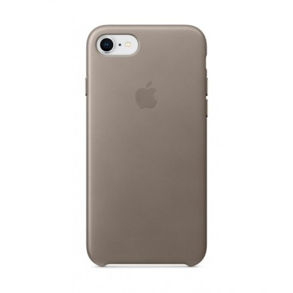 Premium Silicone Case Grey iPhone 7/8