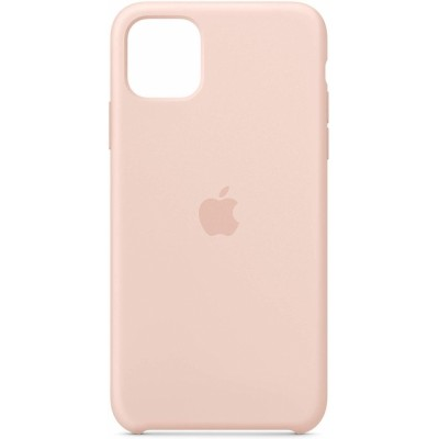 Premium Silicone Case Pink Sand (iPhone 11)