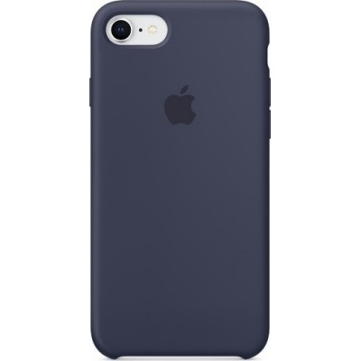 Apple Silicone Case Midnight Blue (iPhone 7/8)