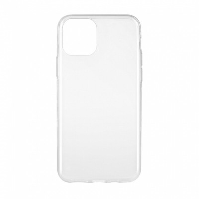 Premium Silicone Case Clear Iphone 11