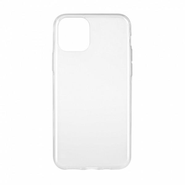 Premium Silicone Case Clear Iphone 11