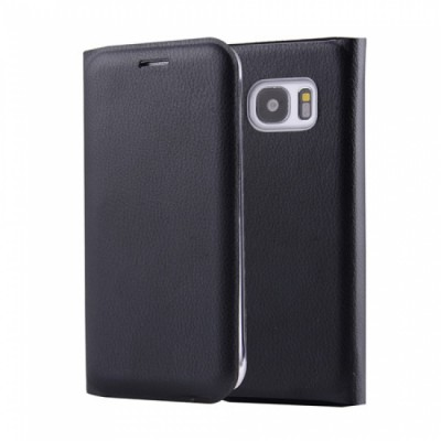 Case Book Cover Black για Samsung Galaxy Tab A 2016 7.0