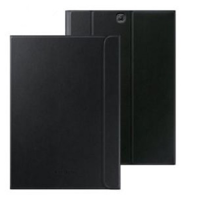 Case Book Cover Black για Samsung Galaxy Tab S2 9.7