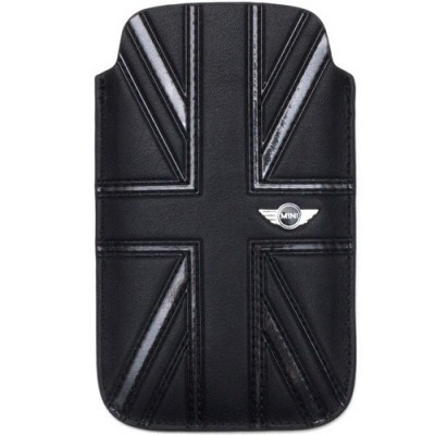 Case Mini Cooper Leather για Samsung Galaxy SII / S3 mini