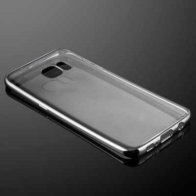 Case TPU Black για Samsung Galaxy S7 Edge