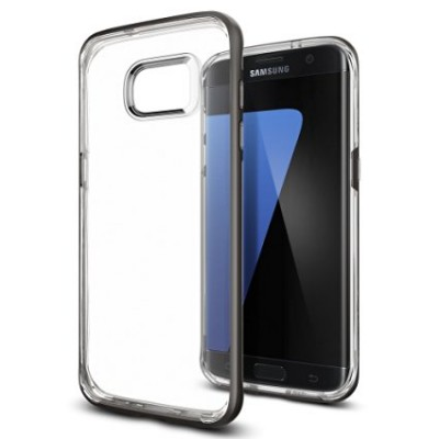 Case TPU Clear για Samsung Galaxy S7 Edge